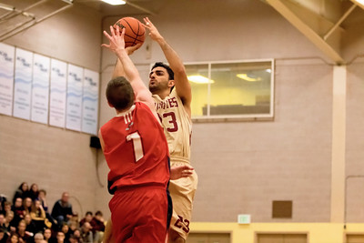 Mounties Impress in 31 point victory over Sea Wolves