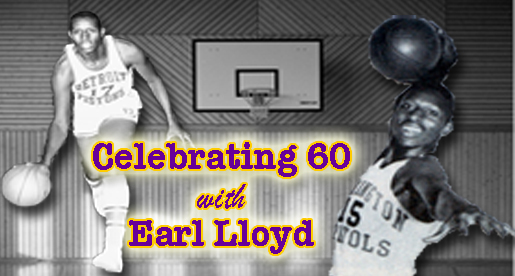 Tennessee Tech honors Earl Lloyd as the first African-American to play in the NBA
