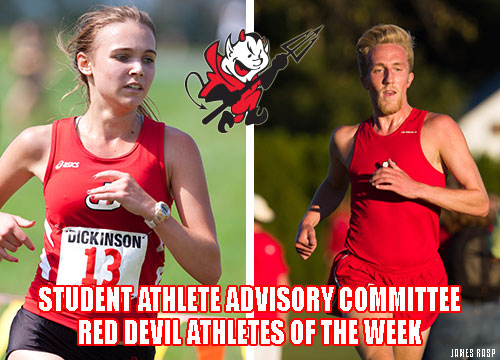S.A.A.C. Red Devil Athletes of the Week