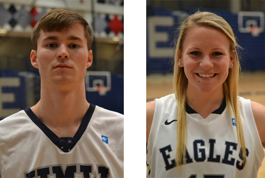 UMW's Taylor Johnson, Sam Partonen Among Nominees for Allstate Good Works Team