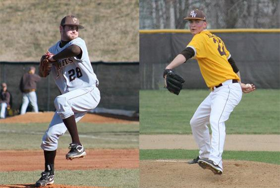 Cory Waite and Alex Albright Combine to Allow One Otterbein In Doubleheader