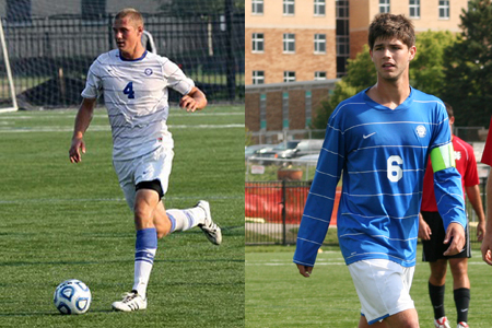 Pope, Sytsma headline Men's Soccer all-conference honorees