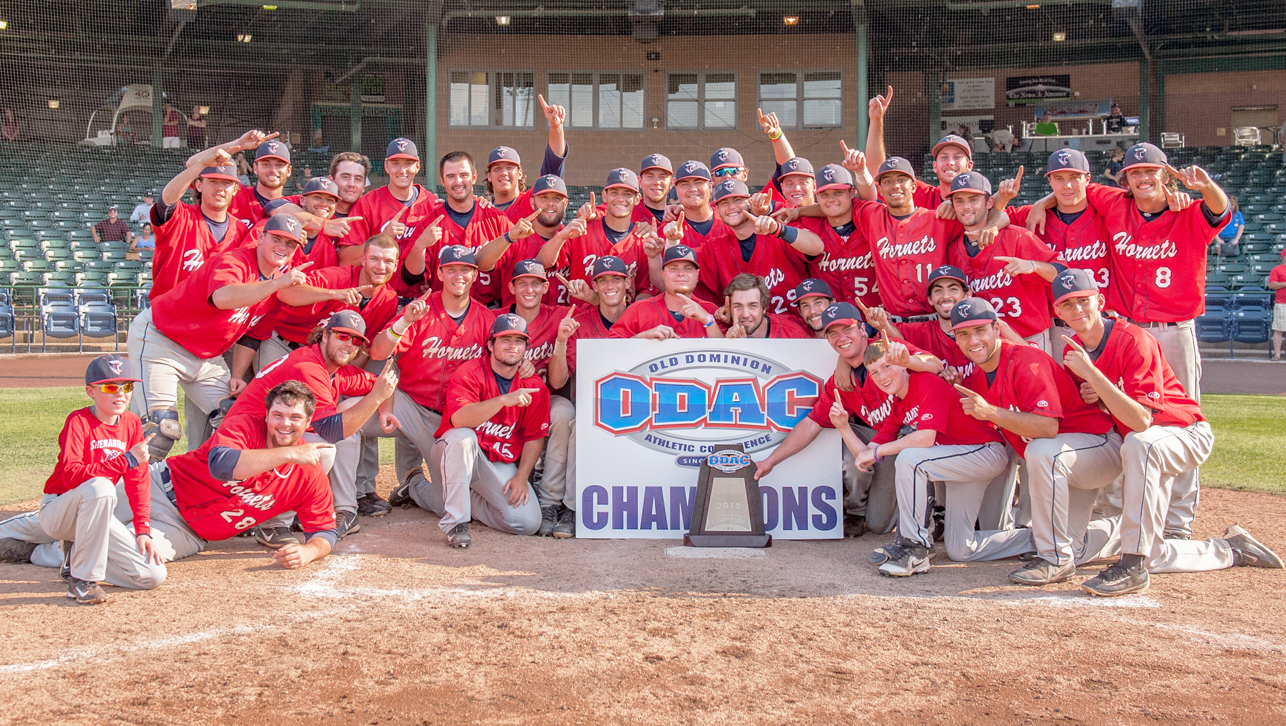 Shenandoah Claims Second ODAC Baseball Title with Extra Innings Victory