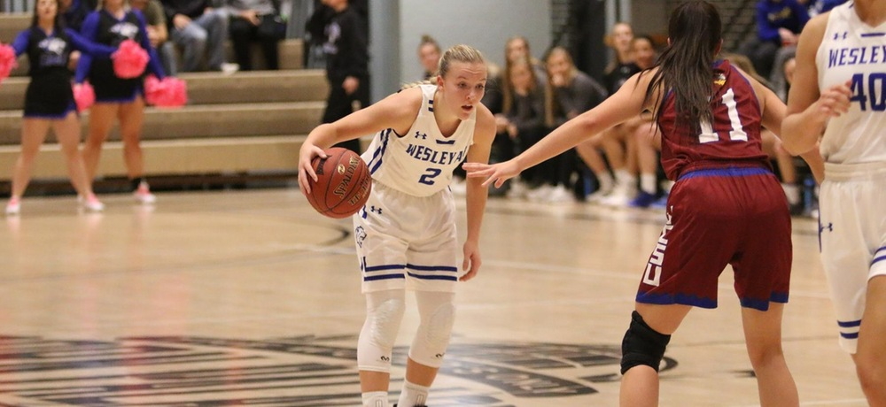 Balanced attack leads No. 7 DWU over Trojans