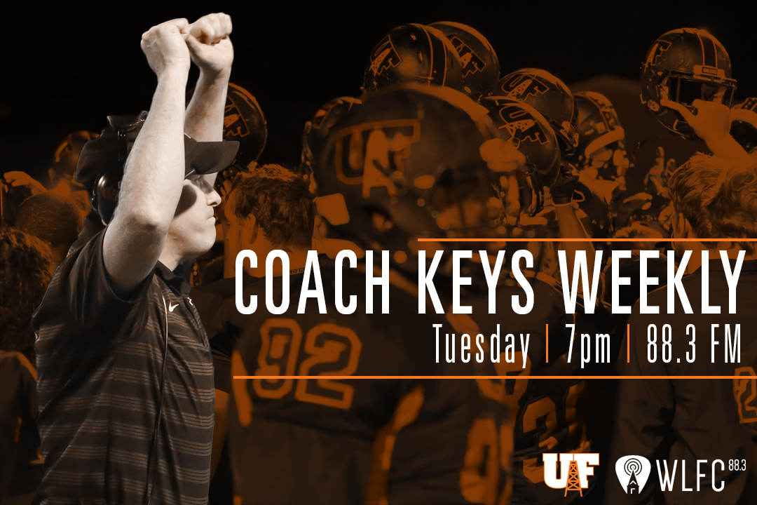 Coach Keys Weekly Returns on Tuesday at 7pm