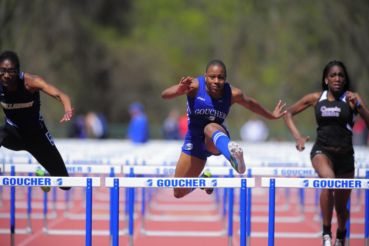 Phillips Strengthens NCAA Chances in Long Jump