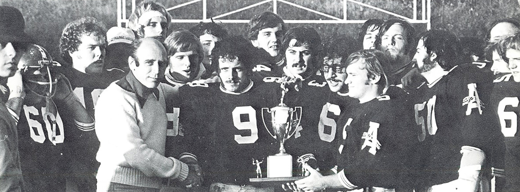 1974 Assumption team