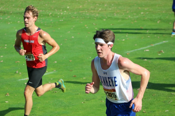 RedTail Men Compete At Trent Smith Invitational