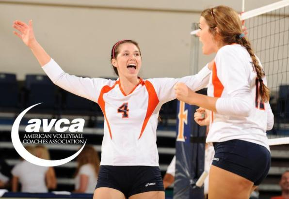 Neto Voted AVCA All-American Honorable Mention
