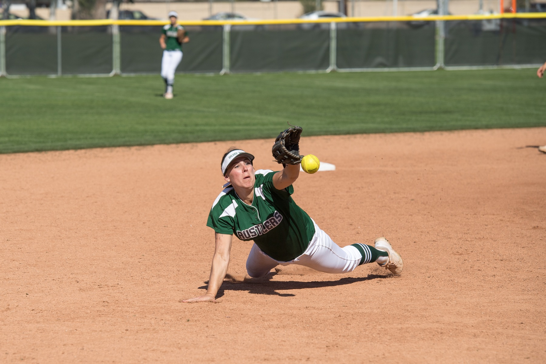 Softball: Shutout in Tough Loss to Rival