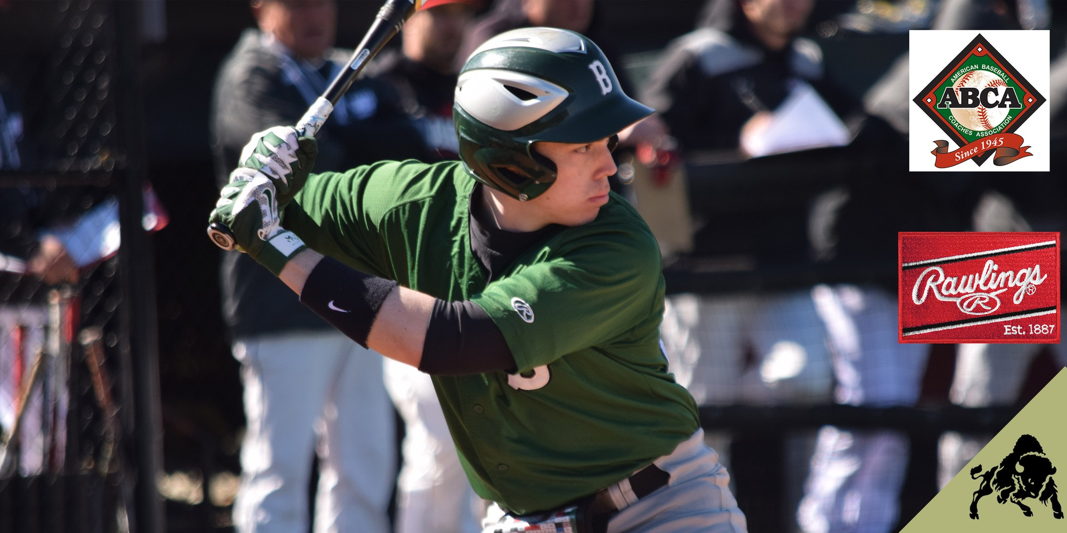 Woods named to ABCA/Rawlings Mideast All-Region Third Team