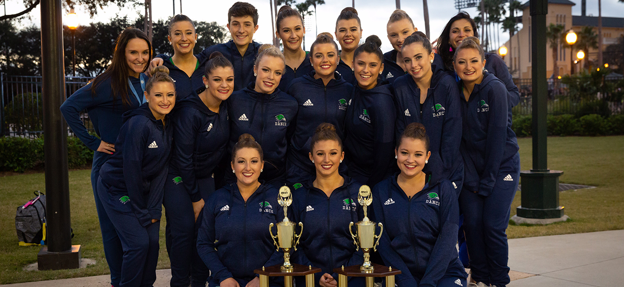 HISTORY MADE: Dance Places In Top-5 In Open Pom & Jazz At UDA Nationals