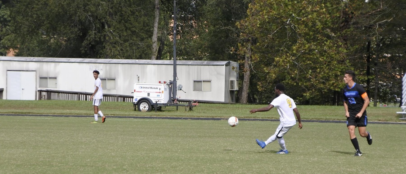 CSM's Rojay Lemard Scored for the Hawks Against Harford