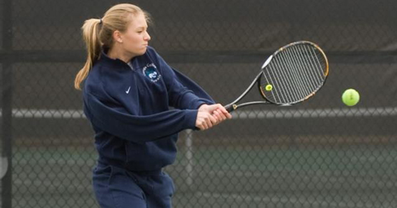 #31 Bobcat Women's Tennis Blanked 5-0 by #2 Fighting Knights