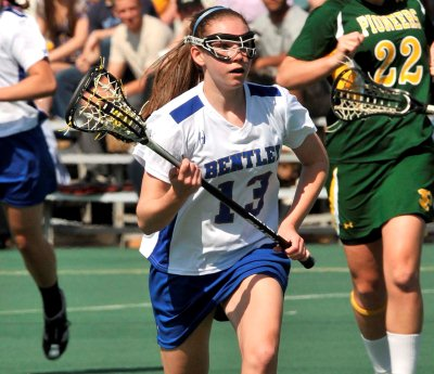 Women's Lacrosse Wins Fourth Straight over Merrimack