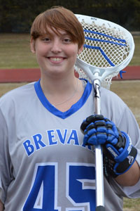 W. Lacrosse: Brianna Bangle