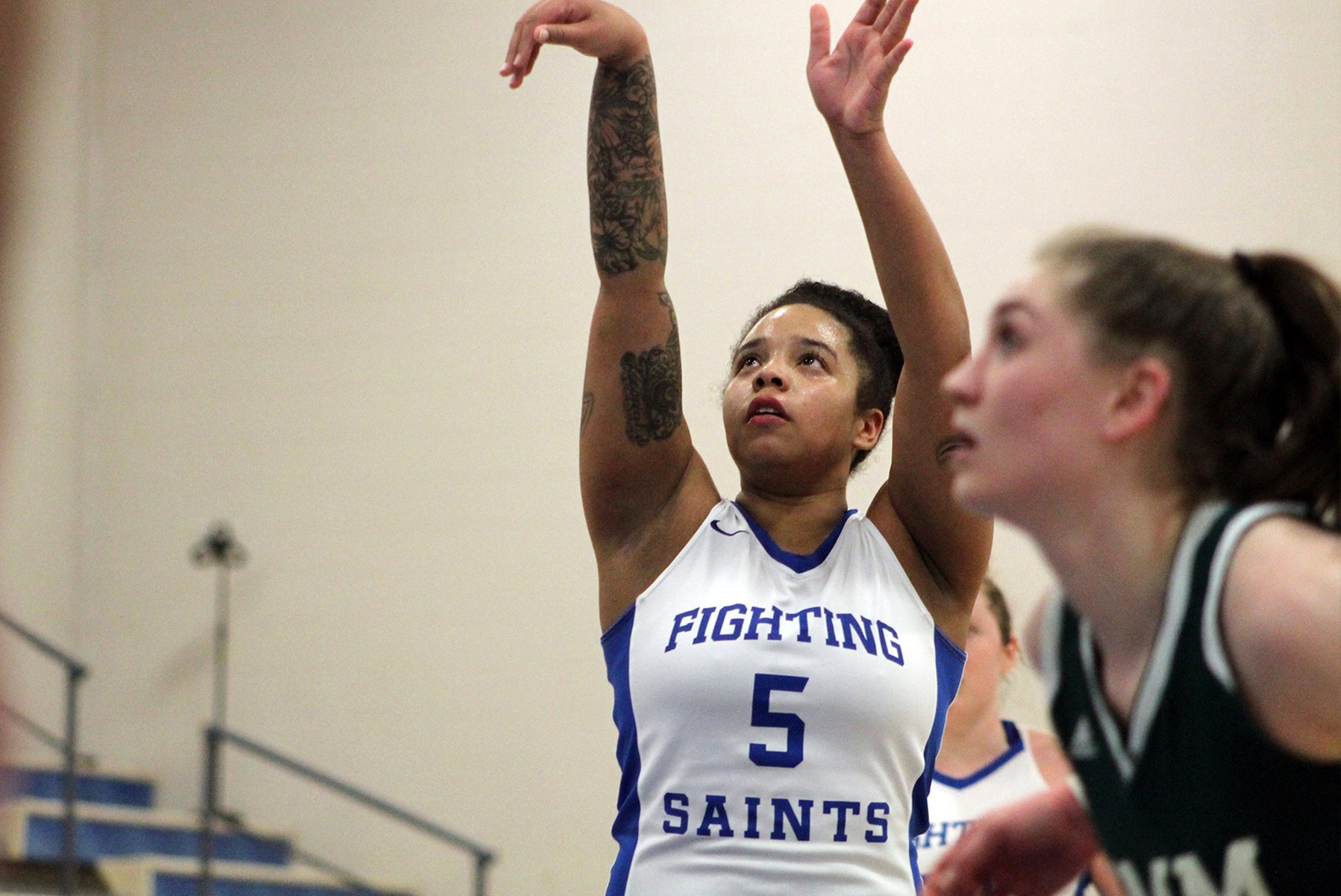 Fighting Saints go 1-1 at home