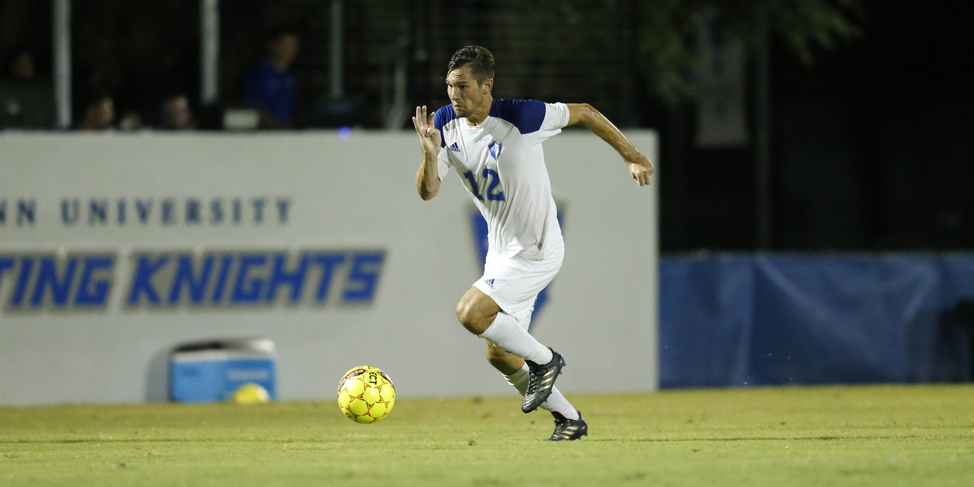 Men's Soccer's Defense is Ill-Eagle in Victory