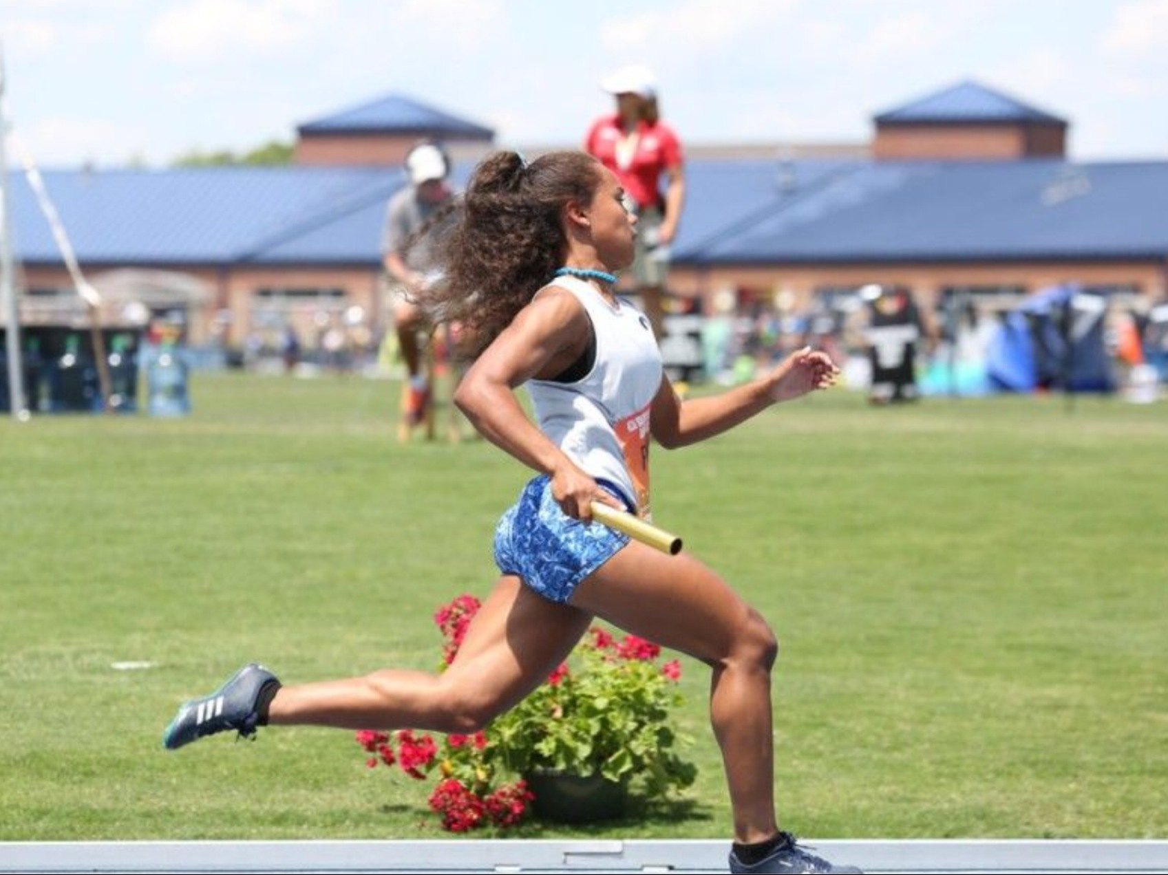 Mount de Sales Track and Field athletes earn All-American status.....