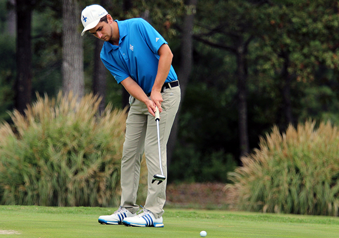 Men's golf finishes third at UMW's Inaugural Eagle Invitational