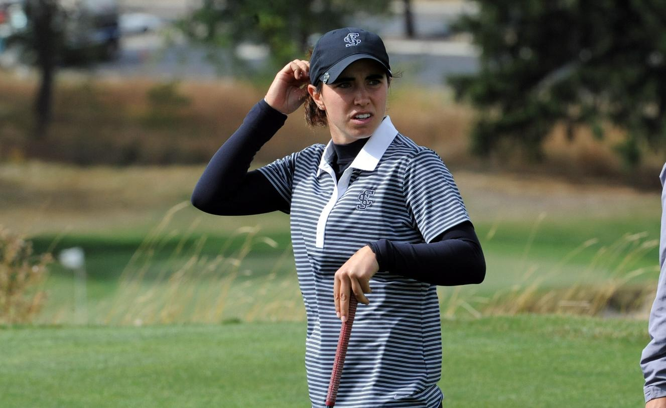 Freman, McCartan Pace Women's Golf To Fourth Place Finish At Cougar Cup