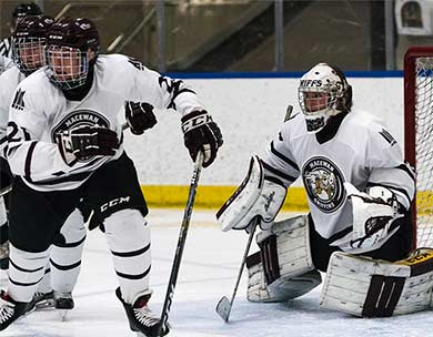 Carley Jesell (No 21), MacEwan Griffins