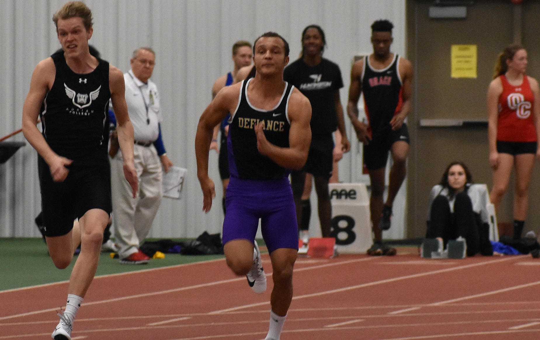 Yellow Jackets Compete at Ohio Northern