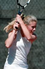 Women's Tennis Opens Dual Season with Victory
