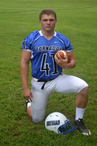 Football: Nathan Kirkman
