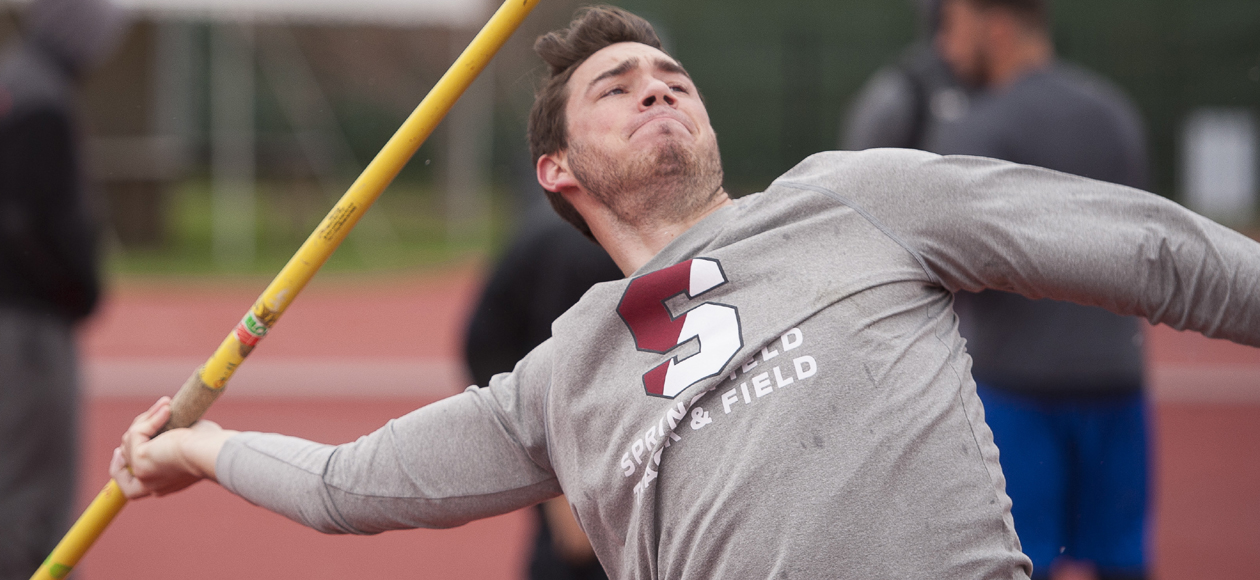 DeVaux and Niemiec Lead Men's Track and Field to 11th-Place Finish at ECAC Championships