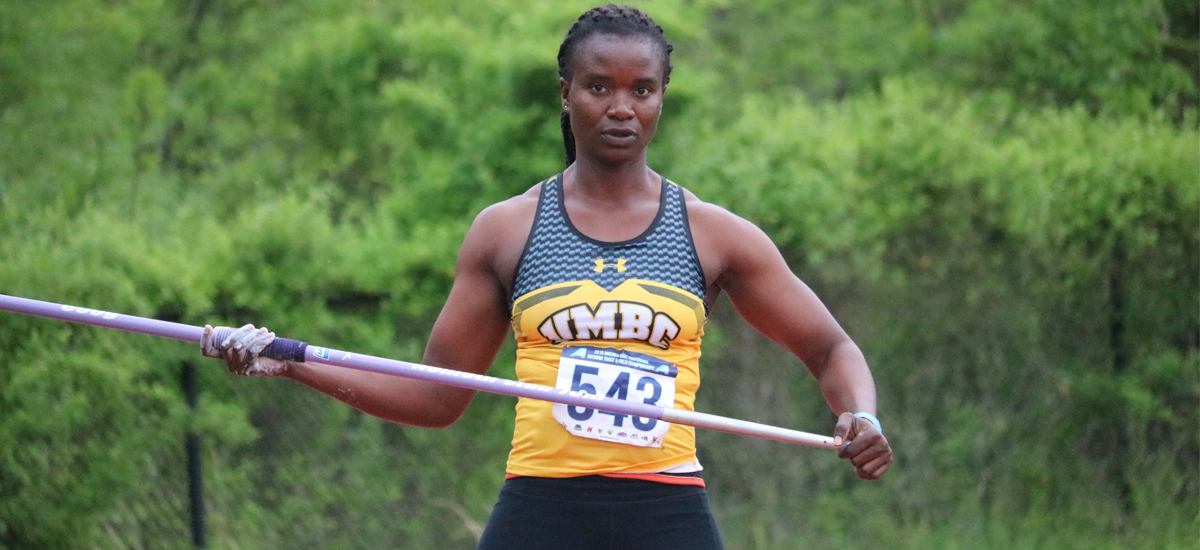 Knake, Nwanaga Break Records; Track and Field Completes Day One of Conference Championships