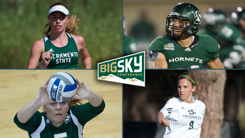 SACRAMENTO STATE EARNS 22 FALL BIG SKY ALL-ACADEMIC HONORS