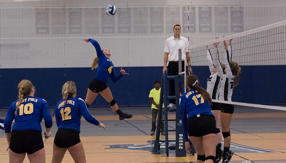 WVB: Wildcats Advance to The NEAC Championship Game With 3-1 Win Over Keuka