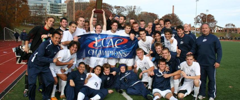 The 2011 ECAC Division III Champions!