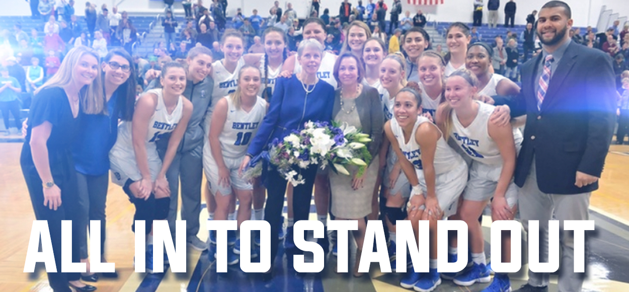 Barbara Stevens' 1000th-Career Win Garners National Media Attention