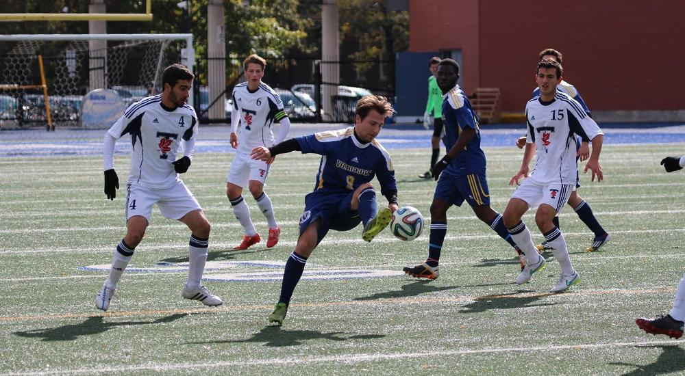 MSOC | Early Penalty Too Much to Overcome for Voyageurs