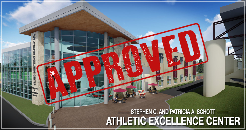 Santa Clara's Board of Trustees Approves Athletic Excellence Center