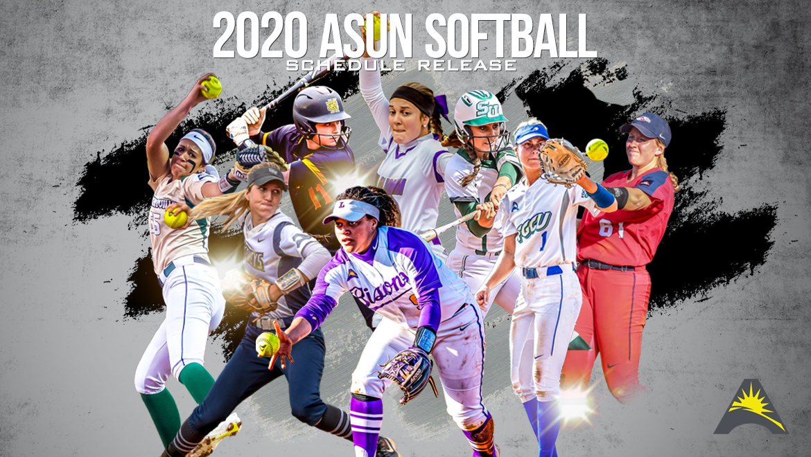 @ASUNSoftball 2020 Conference Schedule Released