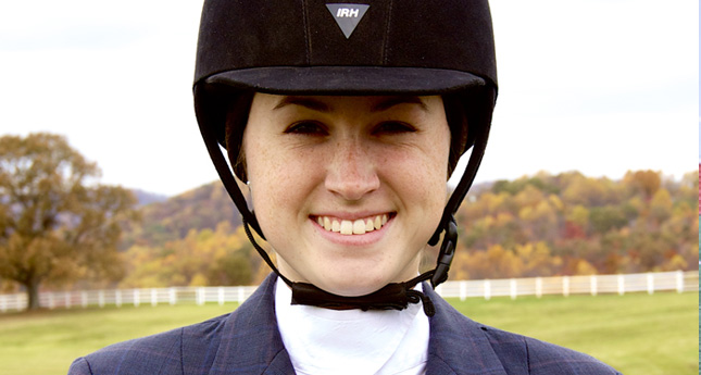 Hornet Taylor Dalton Places Second at Equestrian Nationals