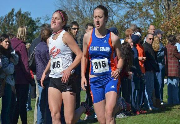 Women's Cross Country 12th at Regional Site
