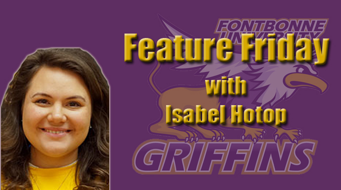 Feature Friday with Isabel Hotop