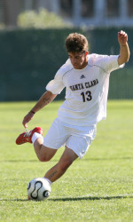 Men's Soccer Edged 1-0 By Wisconsin In OT