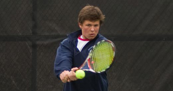 #12 GC Men's Tennis Falls to #1 Barry, 8-1
