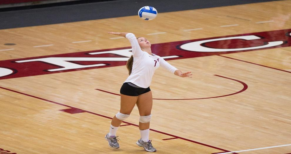 Volleyball Hosts Pacific and Saint Mary's This Week