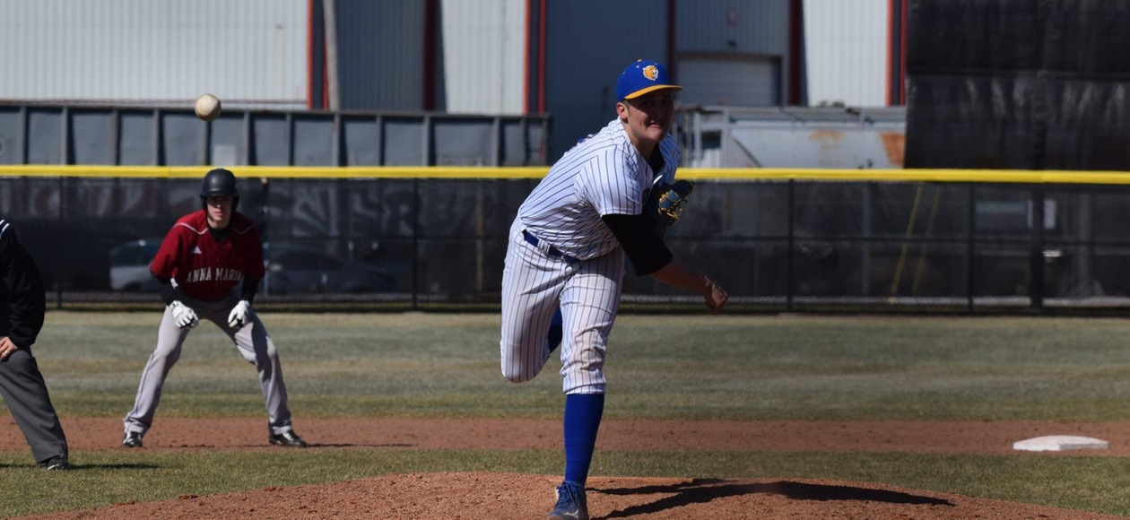 Strong Pitching Leads Wildcats to Sweep of Raiders