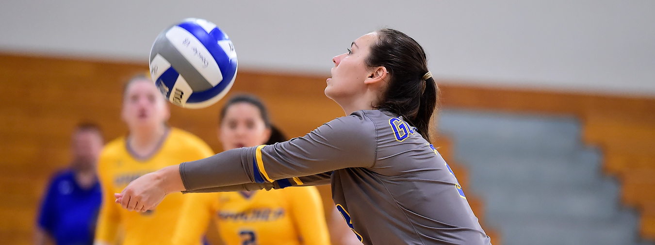 Goucher Women's Volleyball Surrenders Match To Gwynedd Mercy