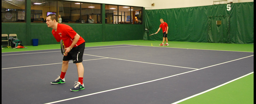 Men's Tennis Defeated in Conference Opener