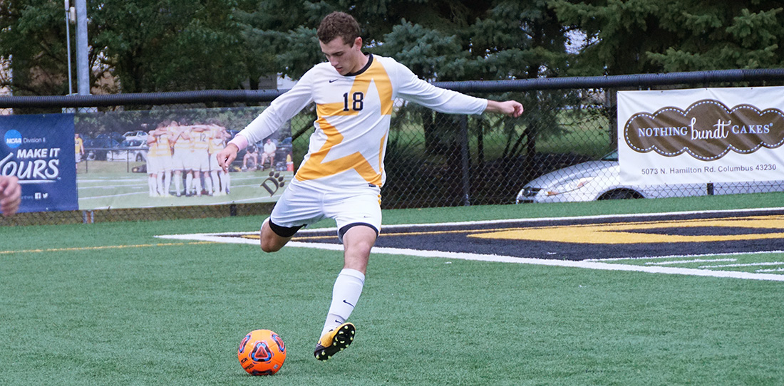 Men's Soccer Opens G-MAC Play This Week