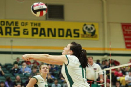 CIS women's volleyball: UBC seeded No. 1 for 2010 national championship
