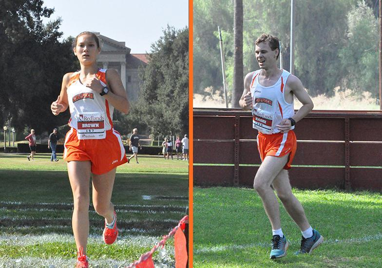 Depth Shines for Cross Country at Pomona-Pitzer Invite